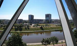 """INVL Baltic Real Estate"" pelnas smuko 10,5%"