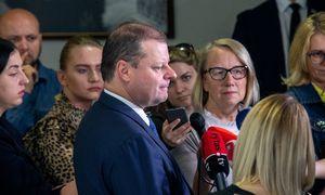S. Skvernelis: Lietuvai kol kas nereikia skatinti ekonomikos
