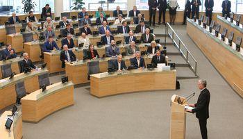 Galimas pirmasis prezidento fiasko Seime – dėl investicijų į miškus