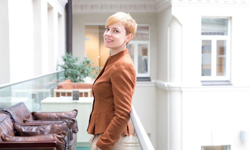 """Jūratė Majauskienė, FAA narė, Lietuvos finansų patarėjų įmonės """"Summa Advisers"""" asocijuotoji partnerė. Juditos Grigelytės (VŽ) nuotr."""