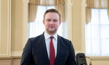 A.Škarnulis palieka Lietuvos banką, dirbs Pasaulio banke
