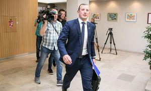 Seimas sutiko, kad V. Sinkevičius taptų eurokomisaru