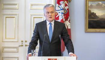 G. Nausėdos pirmasis pralaimėjimas Seime – atmestas veto dėl miškų