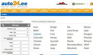 """""""BaltCap"""" parduoda Estijos skelbimų portalų valdytoją """"auto24"""""""