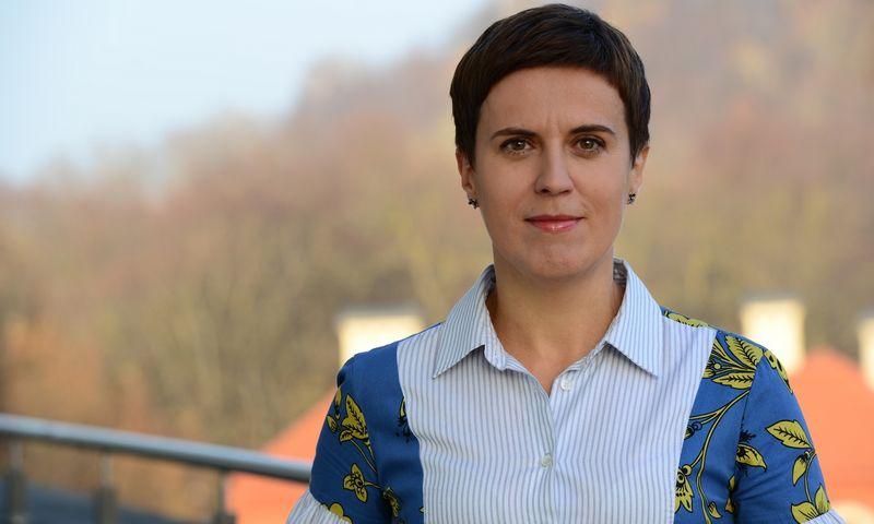 """Daiva Ušinskaitė-Filonovienė, """"Wint"""" vadovaujanti partnerė: """"Lūkesčius viršijusį rezultatą lėmė rinkoje auganti tokio tipo profesionalų komandų paslaugų paklausa."""" Bendrovės nuotr."""