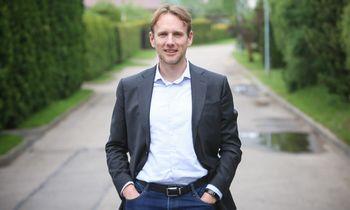 Buvęs LB Bankininkystės tarnybos vadovas prisijungė prie investavimo startuolio
