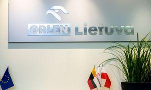 """""""PKN Orlen""""netrukus spręs dėlinvesticijų Mažeikiuose"""