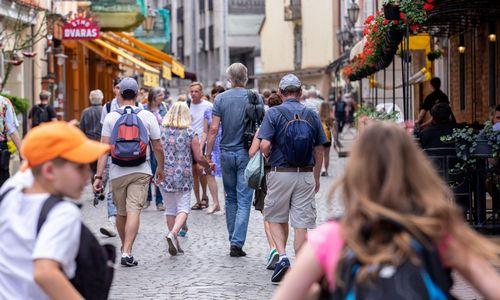 Turtingųjųgretos Vilniuje ir Kaune auga sparčiau nei Rygoje ir Taline