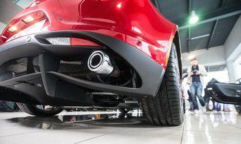 Automobiliai – šiapus ir anapus taršos mokesčio ribos