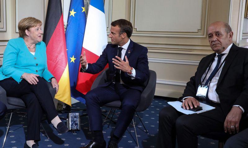 "Ludovic Marin (AFP/""Scanpix) nuotr."