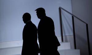 D. Trumpas į kitą G7 susitikimą kviestų ir V. Putiną