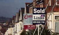 Būstą įpirkti Londone lengviau, bet ne ypatingai
