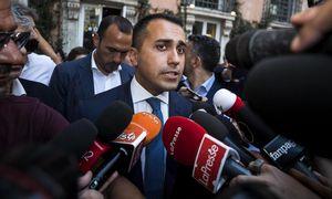 Italijos politiniame chaose gali būti ir geresnių naujienų