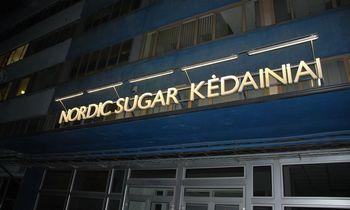 """""""Nordic Sugar Kėdainiai"""" patyrė 5 mln. Eur nuostolį"""