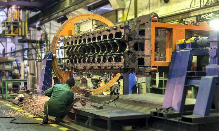 Daugpilio lokomotyvų remonto gamyklos renesansas– klientai iš Vakarų