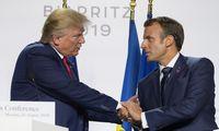 JAV ir Prancūzija rado kompromisą dėl skaitmeninių paslaugų mokesčio