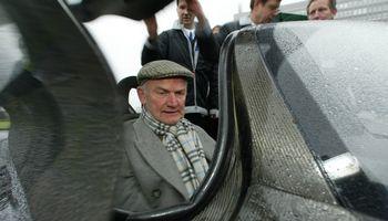 "Mirė F. Piechas, žmogus,formavęs ""Volkswagen"" gigantą"