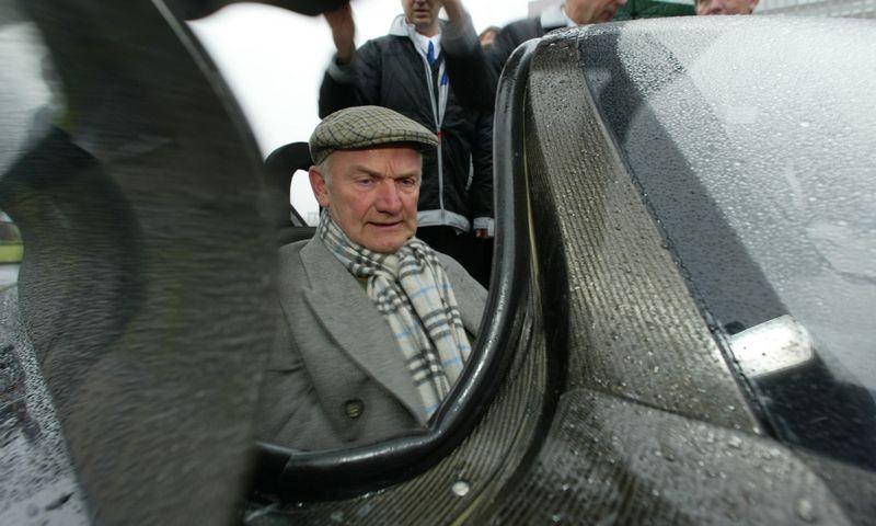 """Ferdinandas Piechas garsėjo kaip nepalenkiamas vadovas, """"Volkswagen"""" koncerną pavertęs pasaulinės rinkos lyderiu. VA AG nuotr."""