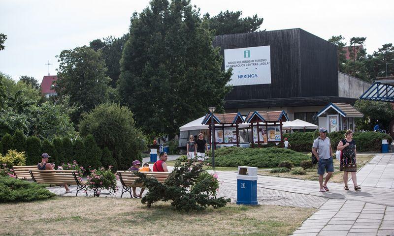 """Kultūros ir informacijos centras """"Agila"""" 2014 m. Juditos Grigelytės (VŽ) nuotr."""