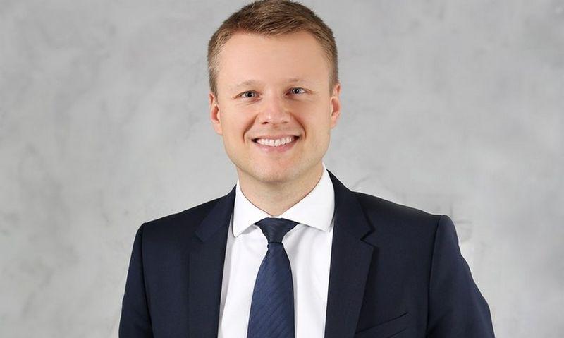 """""""Bendraujant su banku, kliento reputaciją formuoja jo paties elgesys"""", – sako Andrius Stankūnas, Šiaulių banko Panevėžio Klientų aptarnavimo centro vadovas. Bendrovės nuotr."""