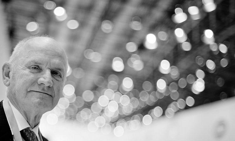 """Ferdinandas Piechas vertinamas kaip vienas iš didžiausią įtaką automobilių pramonėje dariusių žmonių. """"Volkswagen AG"""" nuotr."""