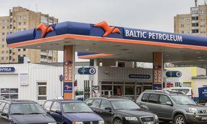 """Baltic Petroleum"" valdytojos pelnas pernai smuko iki 7,8 mln. Eur"