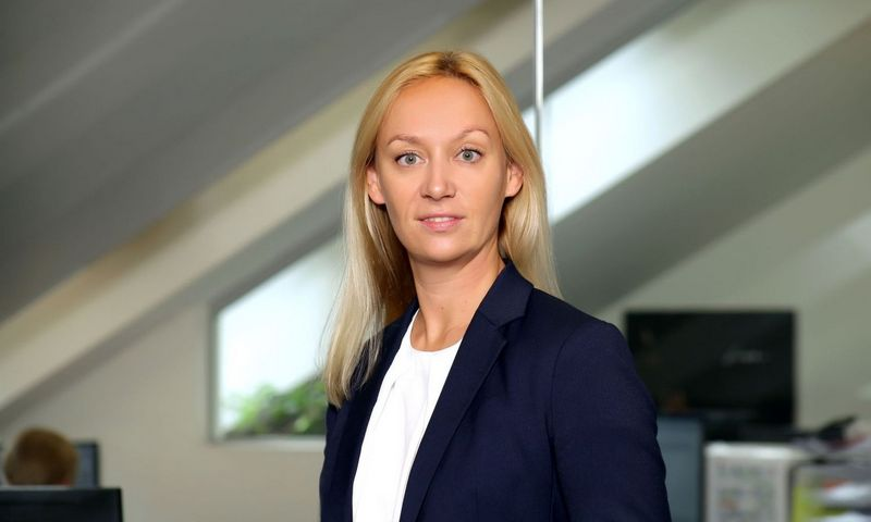 """Deloitte"" Mokesčių departamento direktorė Lina Minkė. Bendrovės nuotr."
