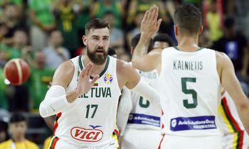 Kanadą užtikrintai įveikusi Lietuva – kitame pasaulio čempionato etape