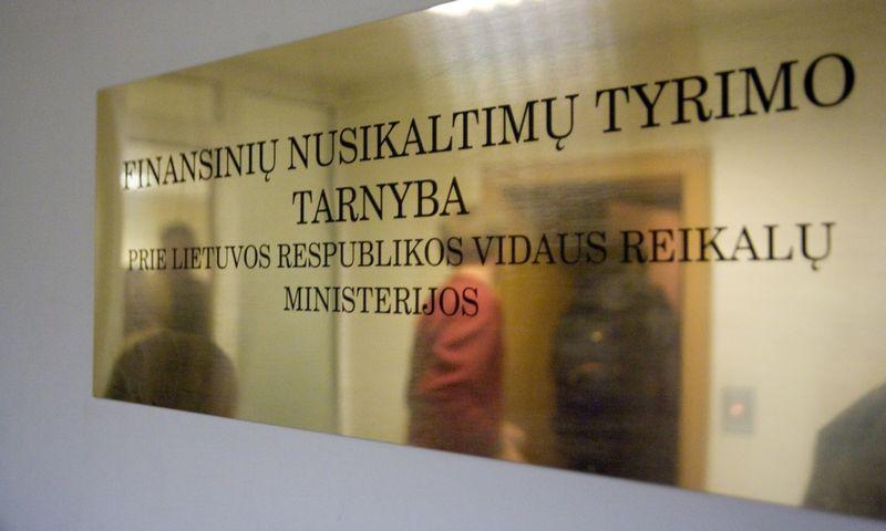 Finansinių nusikaltimų tyrimo tarnyba. Vladimiro Ivanovo (VŽ) nuotr.