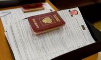 Prokuratūra perduoda į teismą bylą dėl neskaidraus vizos išdavimo