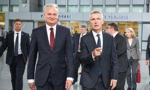 Prezidentas: Lietuvos gynybos išlaidos augs iki 2,5% BVP