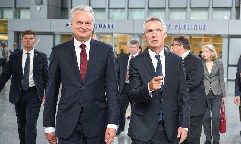 Roberto Dačkaus (LR prezidento kanceliarijos) nuotr.