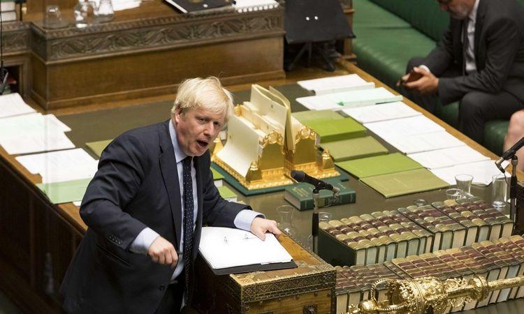 """JK parlamentarai laimėjo visus """"Brexit"""" mūšius prieš vyriausybę"""