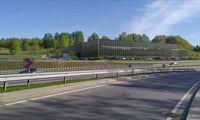 Estijos kapitalo įmonė Vilniuje suplanavo 9.000 kv. m ploto siuntų terminalą