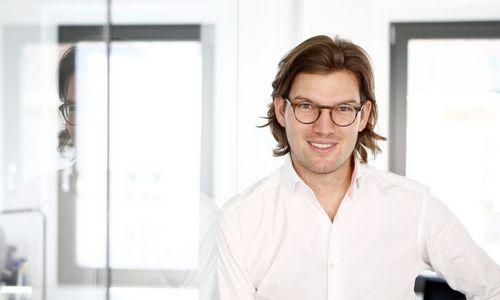 V. Stalfas, N26 CEO, paskelbtas Europos metų vadovu