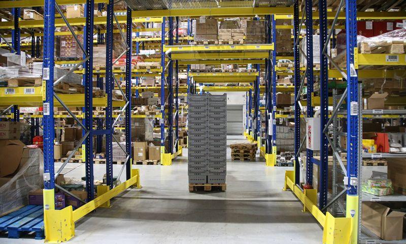 Logistikos ir sandėliavimo paskirties nekilnojamasis turtas Europoje šiuo metu sulaukia rekordinio investuotojų susidomėjimo. Juditos Grigelytės (VŽ) nuotr.