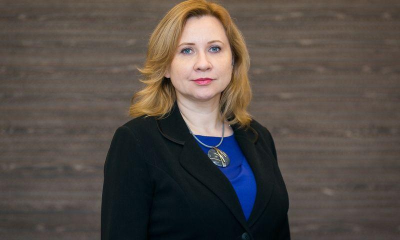 """Janina Sabaitė Melnikovienė, verslo komunikacijos ir darbdavio įvaizdžio ekspertė, """"Employer Branding Academy"""" absolventė."""