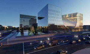 Nutrauktas teismų pastato Vilniuje statybos konkursas