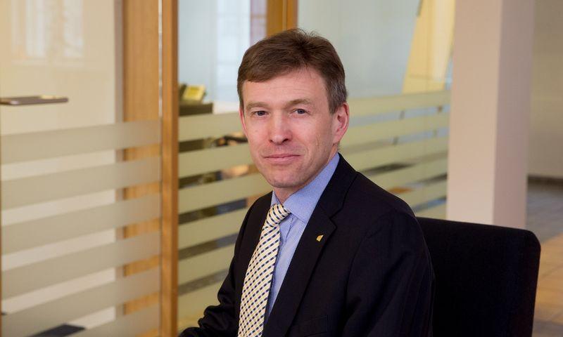 Kęstutis Lisauskas, EY partneris, Juditos Grigelytės (VŽ) nuotr.