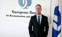 Darbą pradėjo naujas ERPB vadovas Baltijos šalims