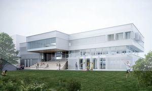 KTU išsirinko laboratorijų centro architektūrinę idėją