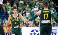 Pasaulio čempionatą Lietuva baigė paguodos pergale prieš Dominiką