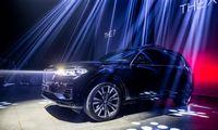 Įmonės renkasi daugiau naujų ir brangesnių automobilių