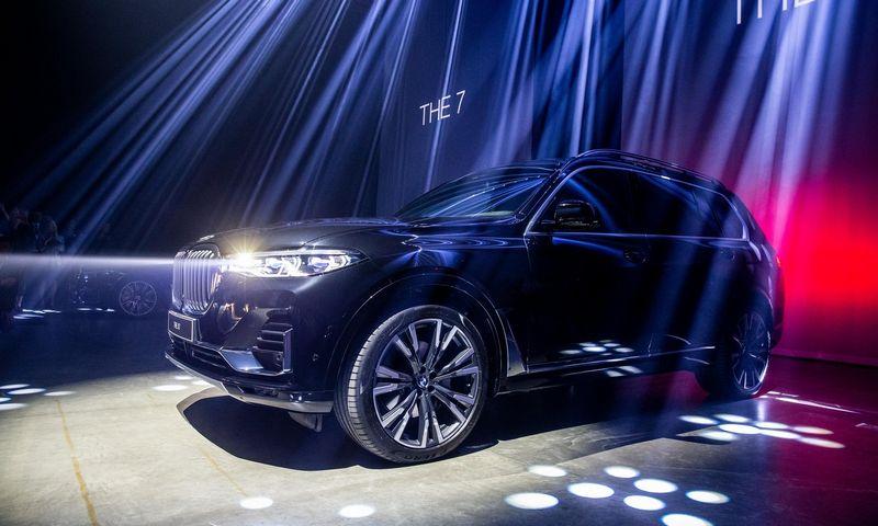 """""""Swedbank"""" lizingu įmonių įsigyjamų automobilių vidutinė kaina didėjo 27%.  Juditos Grigelytės (VŽ) nuotr."""