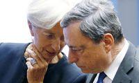 Visi žvilgsniai į ECB: ši savaitė gali patampyti investuotojų nervus