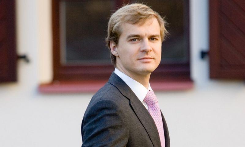"""Vitalijus Šostak, """"Genus Family Office"""" investicijų strategas. Vladimiro Ivanovo (VŽ) nuotr."""