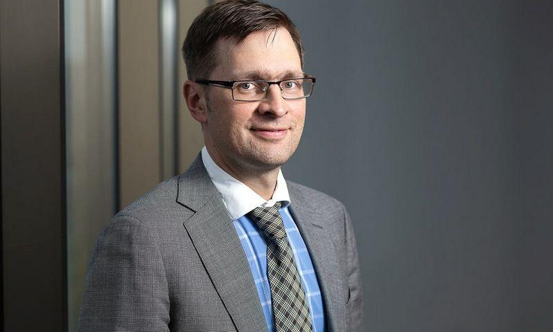 Teisininkas Robertas Vyšniauskas.