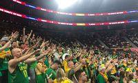 Pasaulio krepšinio čempionatas spėjo sutraukti 1,3 mln. žiūrovų