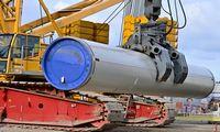 Derybų dėl Ukrainos dujų tranzito išvakarėse Vašingtonas aptarinės sankcijas