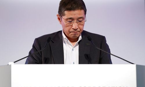 """""""Nissan"""" vadovas pripažįsta, kad jam buvo mokama per didelė alga iratsistatydina"""